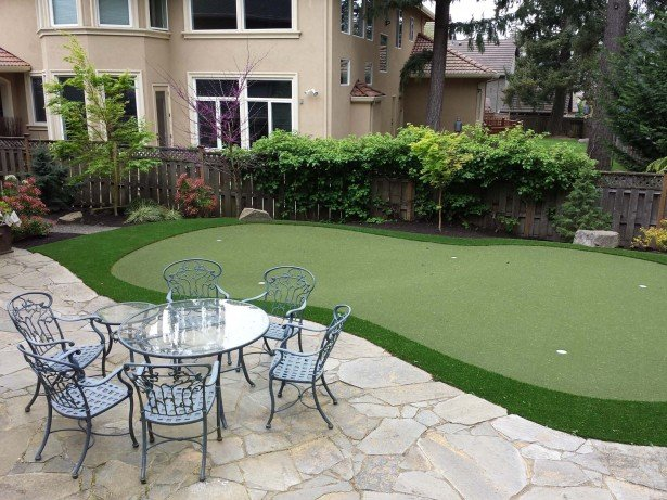 Synthetic Lawn