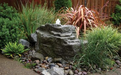 How to Winterize Your Water Feature