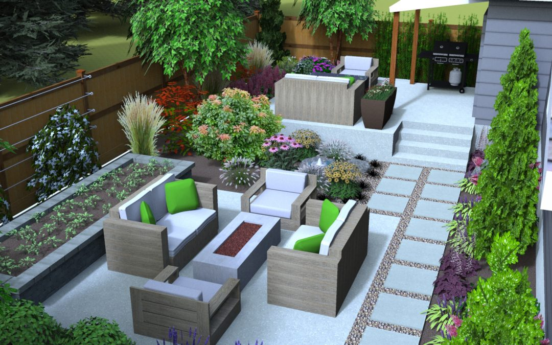 Blessing Landscapes Introduces 3D Design Services!