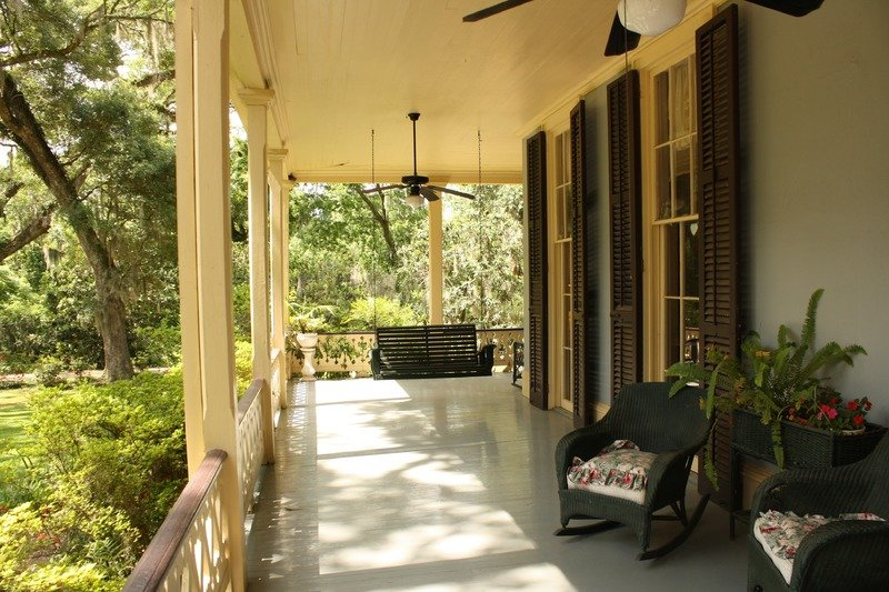 Creating a Sense of Community- the New Front Porch